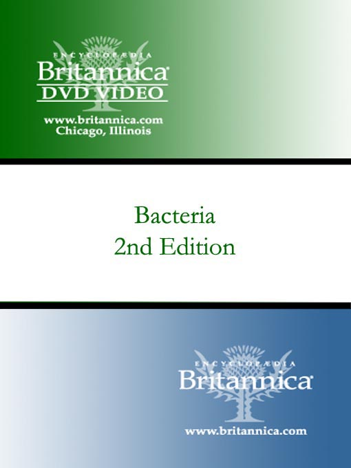 Title details for Bacteria by Encyclopaedia Britannica - Available