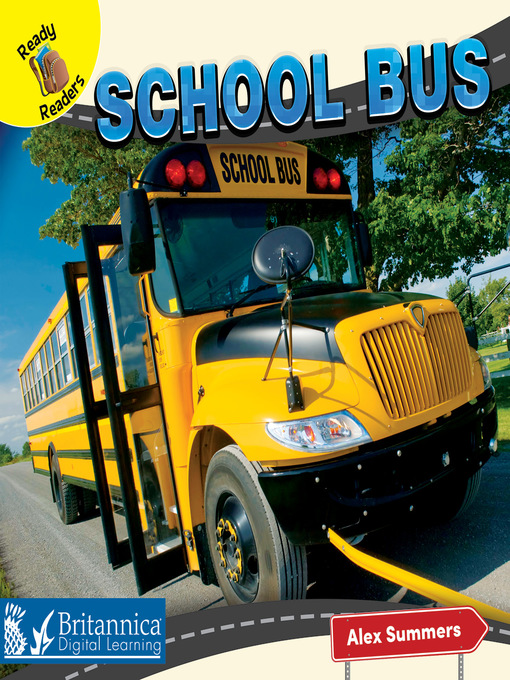 Cover of School Bus