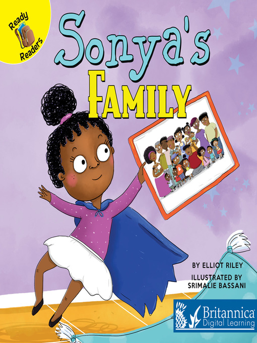 Title details for Sonya's Family by Elliot Riley - Available