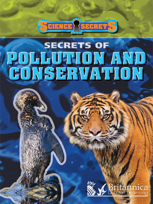 Cover image for Secrets of Pollution and Conservation