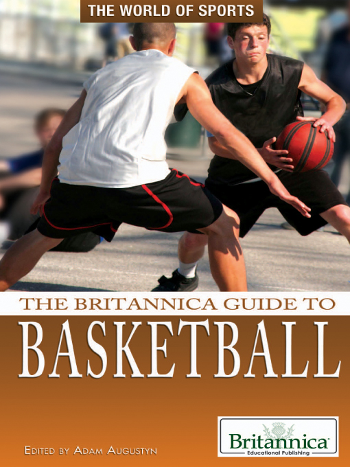 Cover of The Britannica Guide to Basketball
