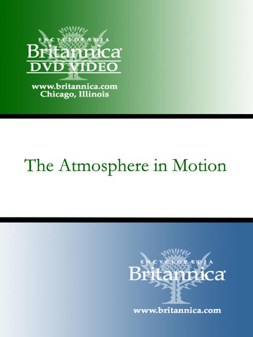 Title details for The Atmosphere in Motion by Encyclopaedia Britannica - Available
