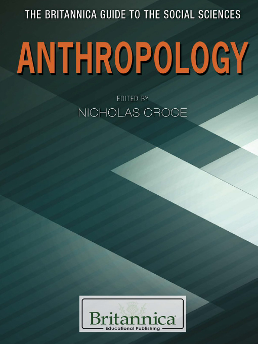 Title details for Anthropology by Nicholas Croce - Available