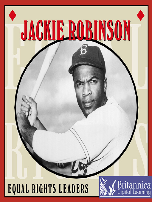 Title details for Jackie Robinson by Don McLeese - Available