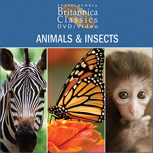 Title details for Animals & Insects: Part 3 of 4 by Encyclopaedia Britannica - Available