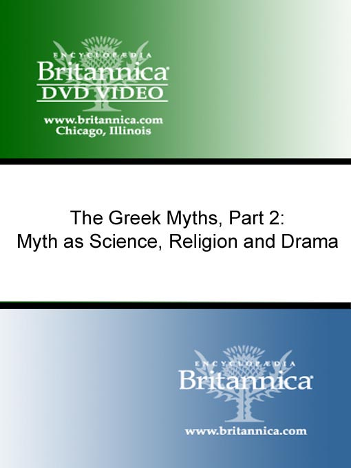 Title details for The Greek Myths, Part 2 by Encyclopaedia Britannica - Available