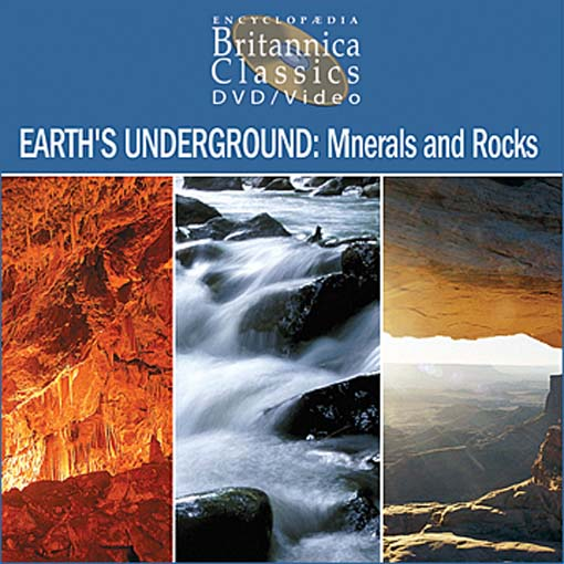 Title details for Earth's Underground: Part 1 of 3 by Encyclopaedia Britannica - Available