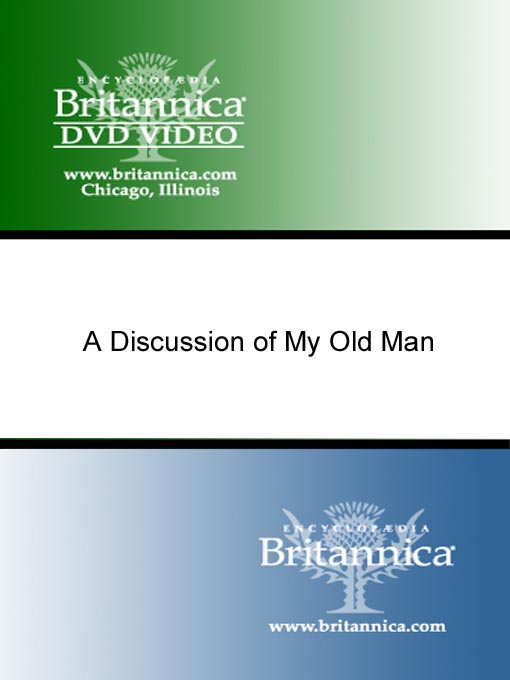 Title details for A Discussion of My Old Man by Encyclopaedia Britannica - Available