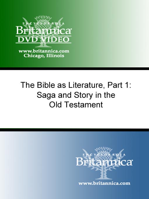 Title details for The Bible as Literature, Part 1 by Encyclopaedia Britannica - Available