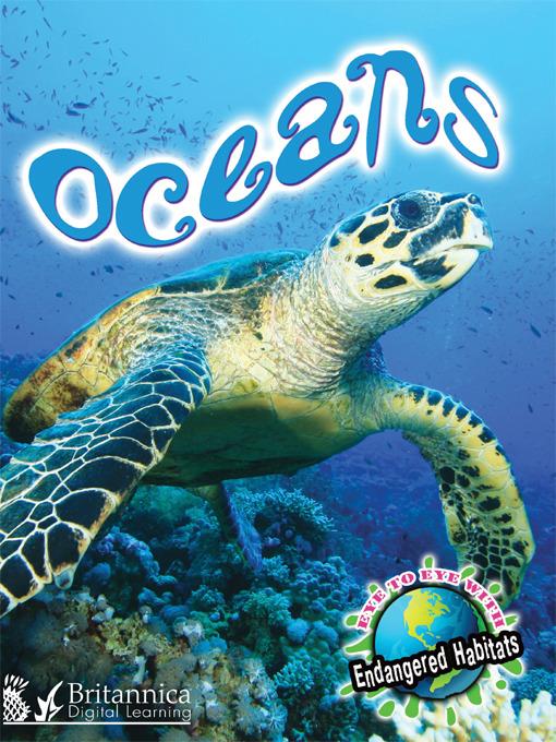 Oceans Eye to Eye with Endangered Habitats  by Precious McKenzie