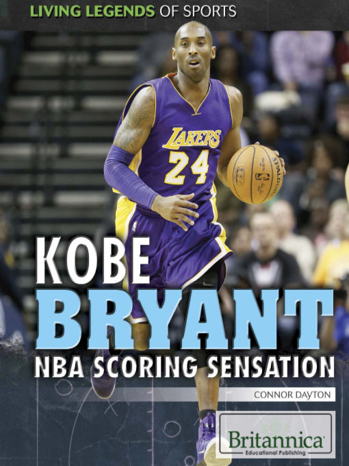 Title details for Kobe Bryant by Connor Dayton - Available