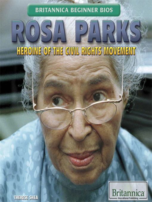 Title details for Rosa Parks by Therese Shea - Available