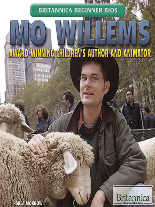 Title details for Mo Willems by Paula Morrow - Available