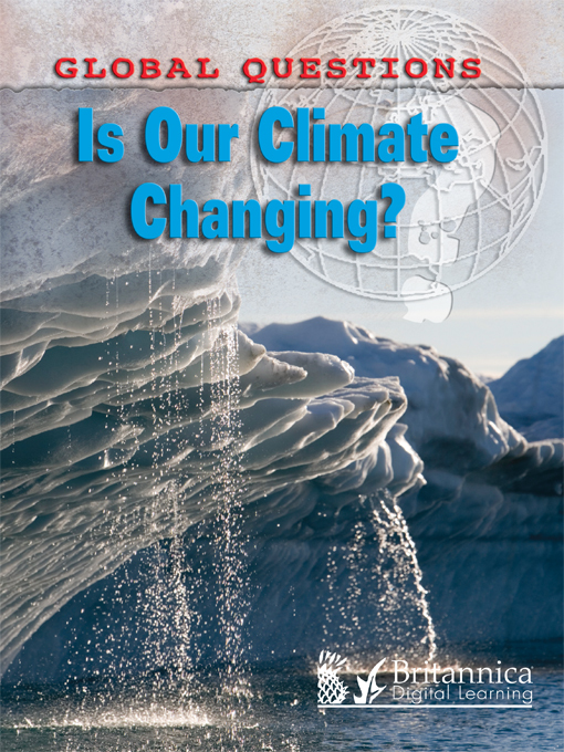 Is Our Climate Changing? by Anne Rooney