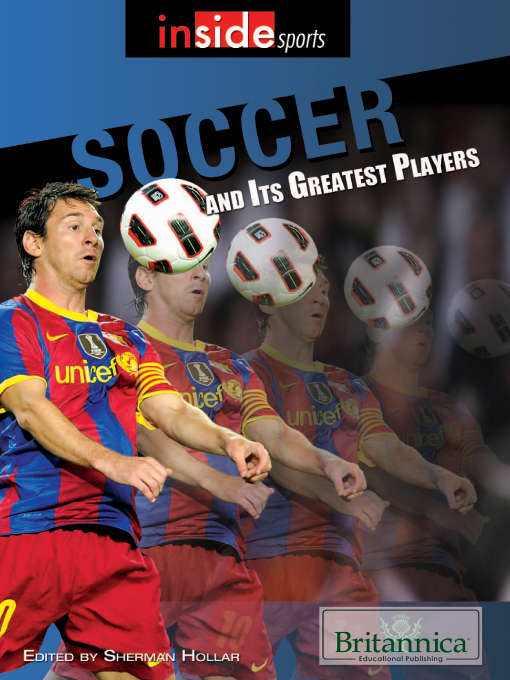 Cover of Soccer and Its Greatest Players