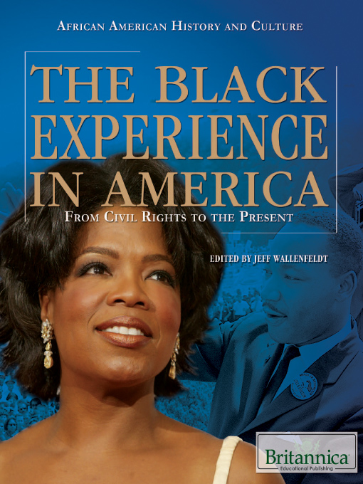 Cover of The Black Experience in America