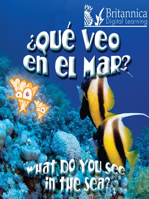Title details for ¿Qué veo en el mar? by Luana Mitten - Wait list
