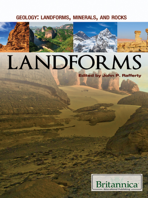 Title details for Landforms by Britannica Educational Publishing - Available