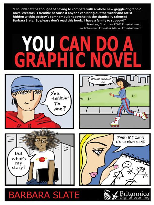 Title details for You Can Do a Graphic Novel by Barbara Slate - Available