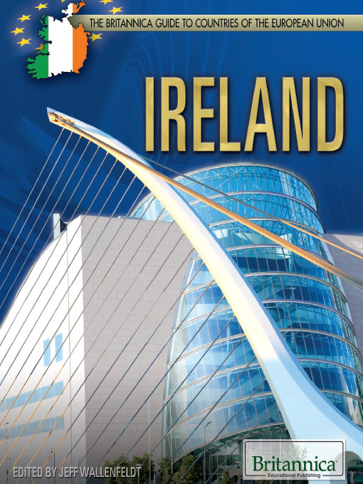 Title details for Ireland by Britannica Educational Publishing - Wait list