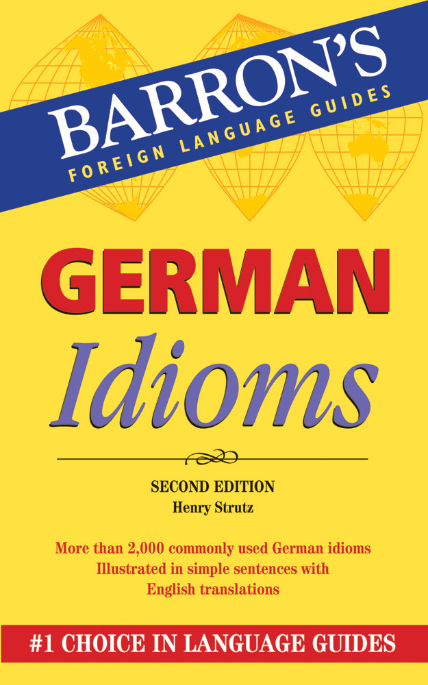 Title details for German Idioms by Henry Strutz - Available
