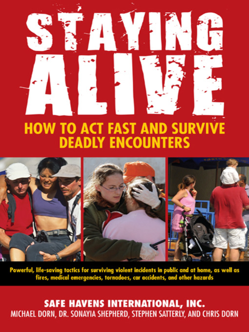 Title details for Staying Alive by Chris Dorn - Available
