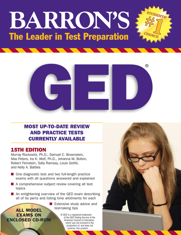 Title details for GED, 15th Edition by Murray Rockowitz, Ph.D. et al - Available