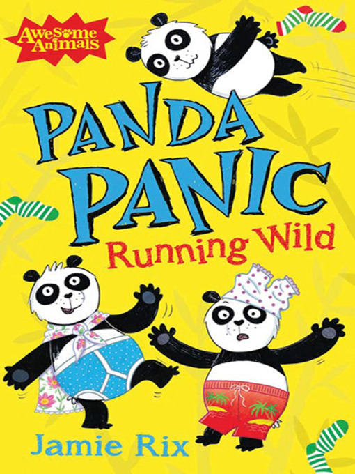 Title details for Panda Panic by Jamie Rix - Available