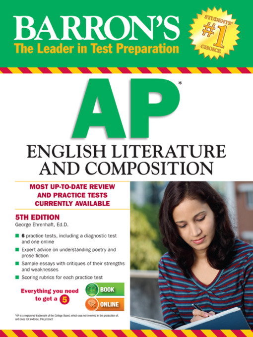 what is the best ap english literature review book Cathy duffy's book, 102 top picks for homeschool curriculum, makes the job of selecting the right curriculum easy it includes extensive reviews of each of her top picks  102 top picks is a must-have for new home educators.