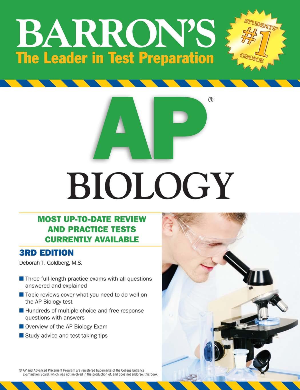 Biology barrons pdf ap