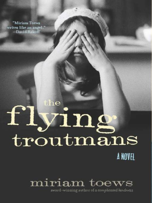 Cover of The Flying Troutmans