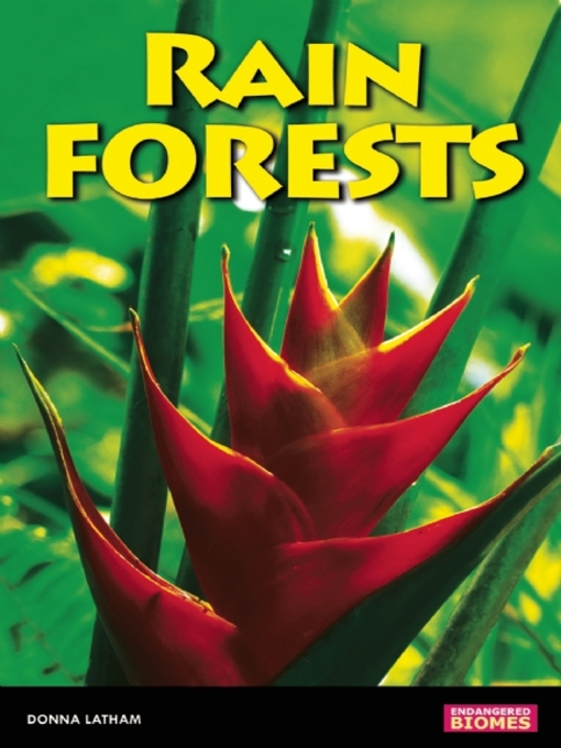 Title details for Rain Forests by Donna Latham - Wait list