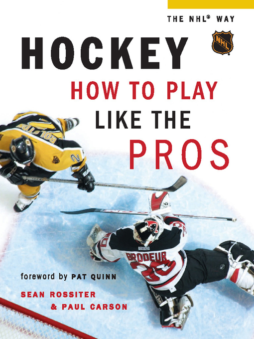 Title details for Hockey by Paul Carson - Available