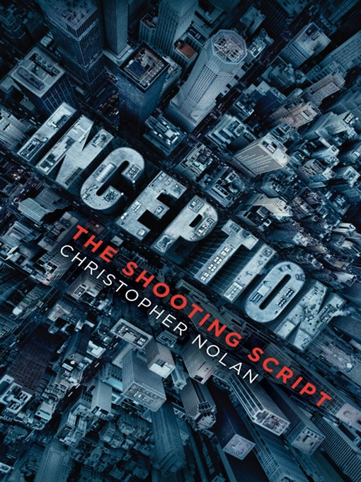Title details for Inception by Christopher Nolan - Available