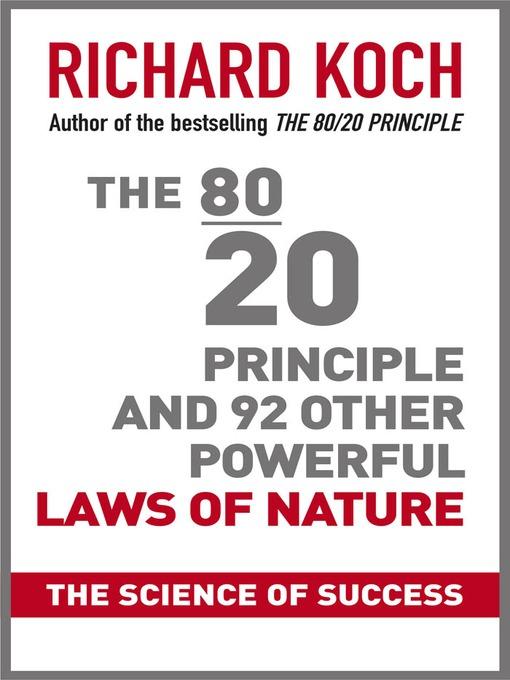 80/20 principle dating