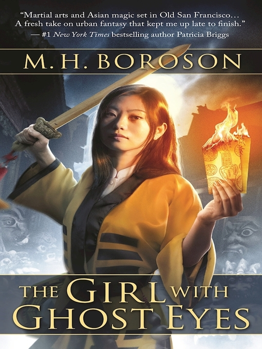 Title details for The Girl with Ghost Eyes by M. H. Boroson - Wait list