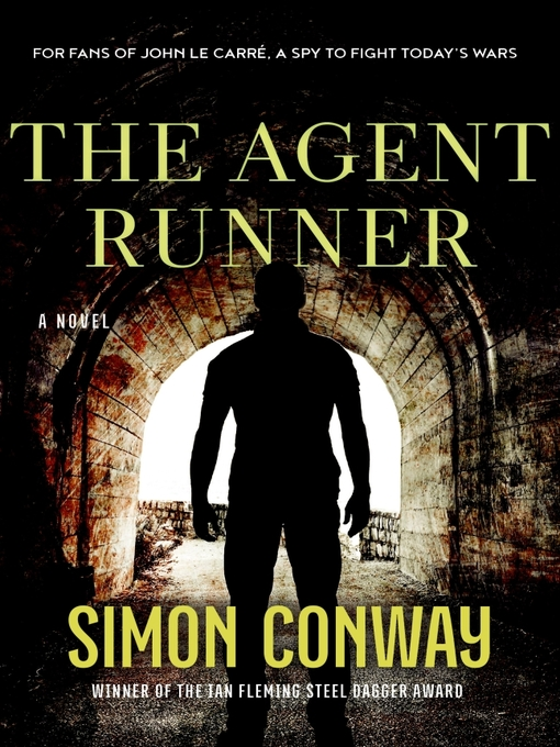 Title details for The Agent Runner by Simon Conway - Wait list