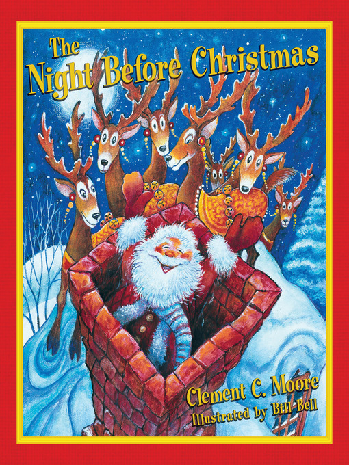 Title details for The Night Before Christmas by Clement C. Moore - Available