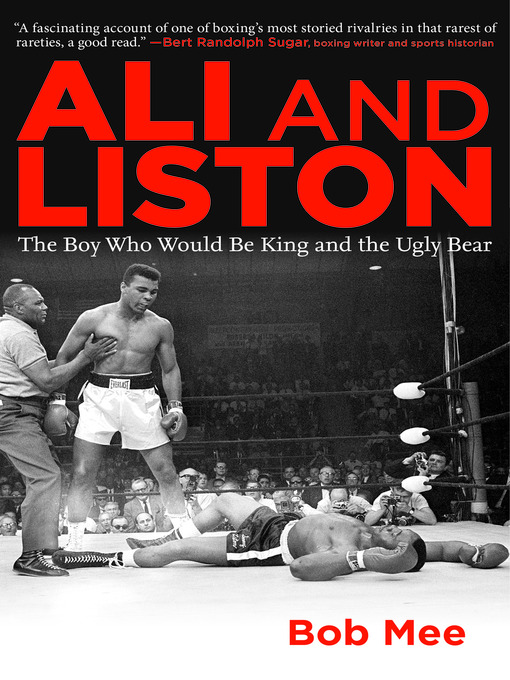 Title details for Ali and Liston by Bob Mee - Available
