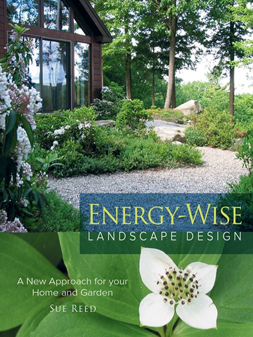 Cover of Energy-Wise Landscape Design