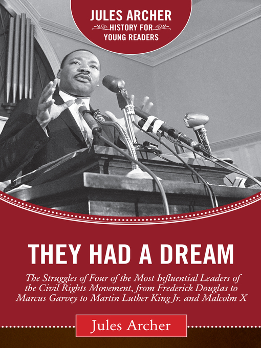 Title details for They Had a Dream by Jules Archer - Available
