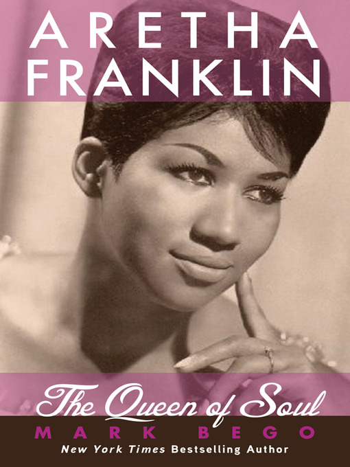 Cover image for Aretha Franklin