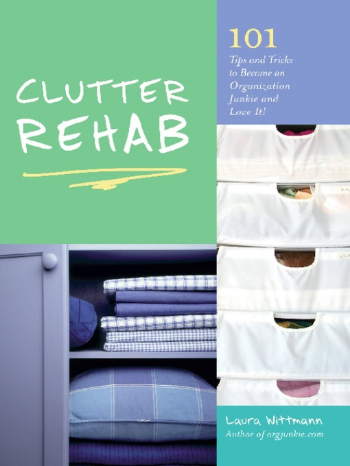 Cover of Clutter Rehab