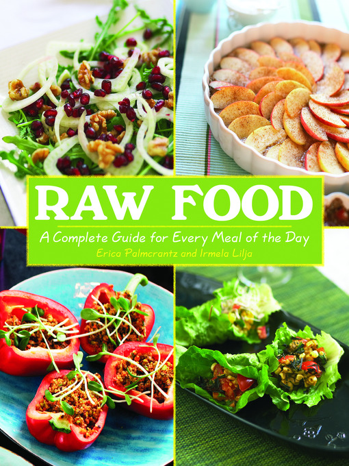 Title details for Raw Food by Erica Palmcrantz - Available