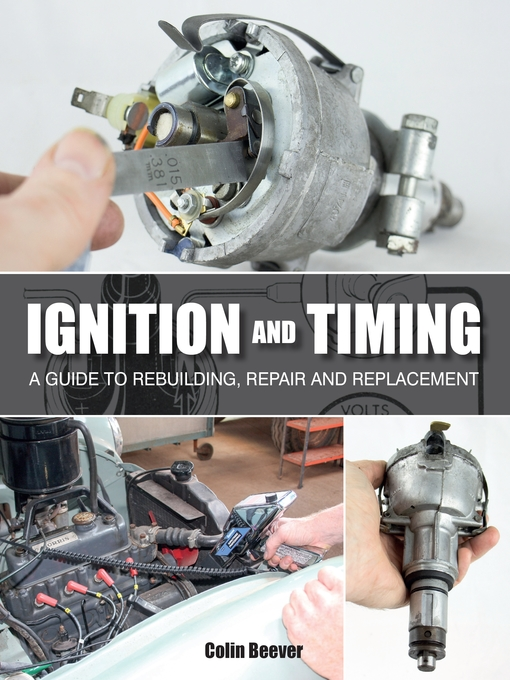 Title details for Ignition and Timing by Colin Beever - Available