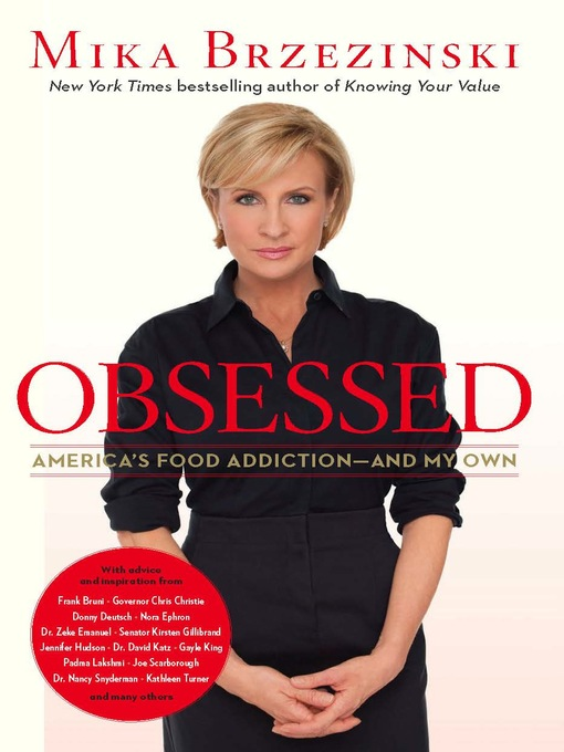 Title details for Obsessed by Mika Brzezinski - Available