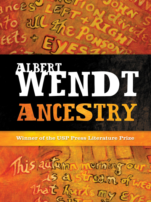 Title details for Ancestry by Albert Wendt - Wait list