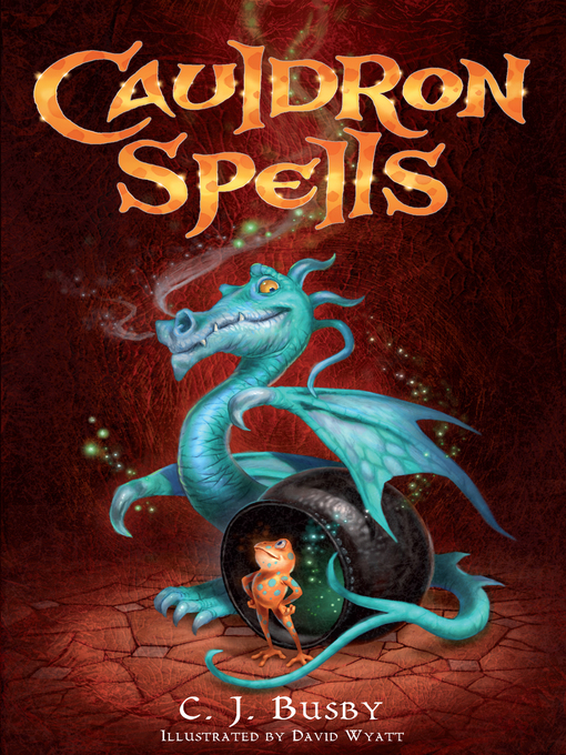 Cover image for Cauldron Spells