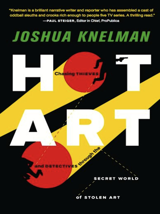 Title details for Hot Art by Joshua Knelman - Available