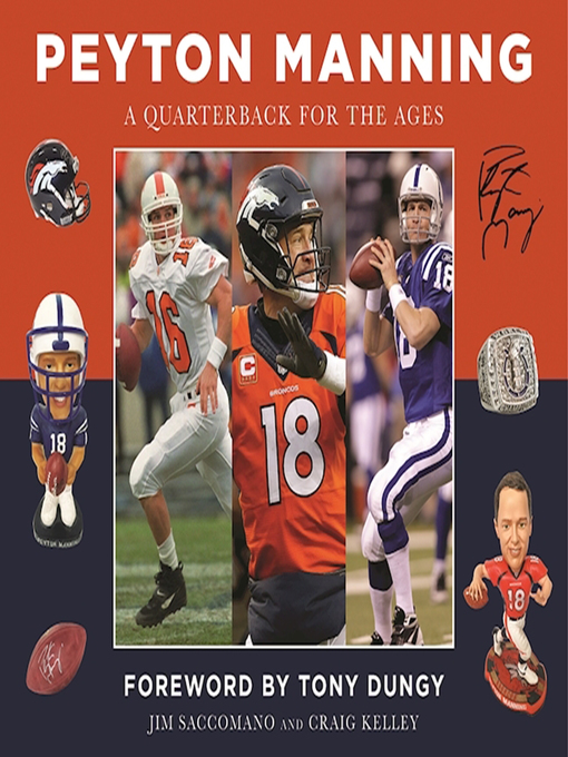 Title details for Peyton Manning by Jim  Saccomano - Wait list
